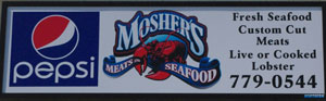 Mosher's Seafood and Meat